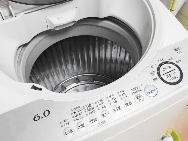 赤帽 洗濯機